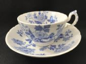 SOLD HILDITCH 'twisted tree' cup & saucer